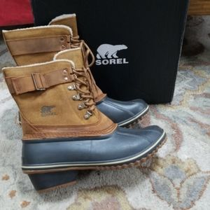 Sorel Fancy Lace II boots